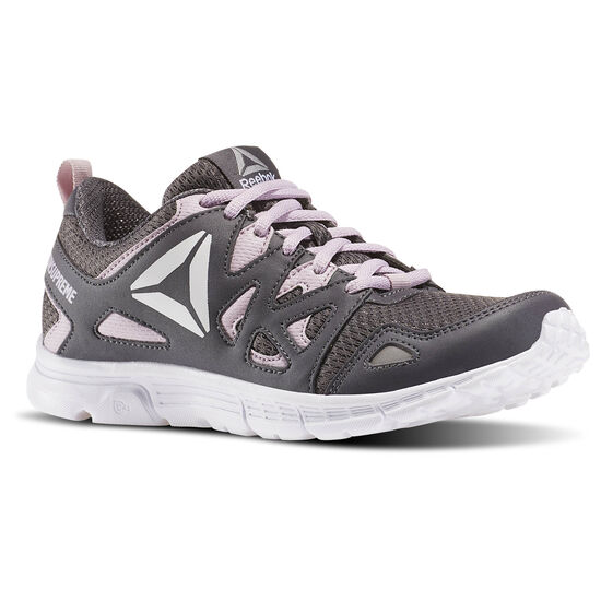 Reebok - Zapatillas de Running Run Supreme 3.0 ASH GREY/SHELL PURPLE/WHITE BD5460
