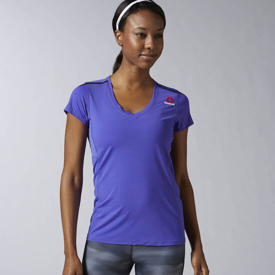 Reebok - Reebok ONE Series ACTIVChill Tee Ultima Purple AX8813