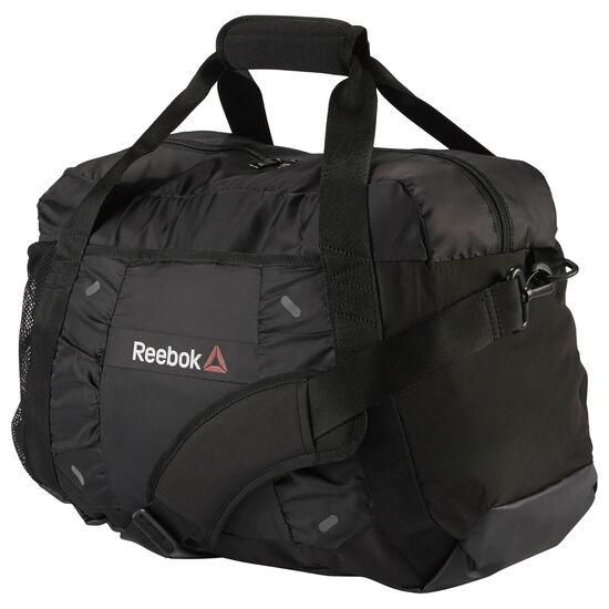 Reebok - Femmes Reebok ONE Series 30L Grip Duffle Bag Black AJ6695