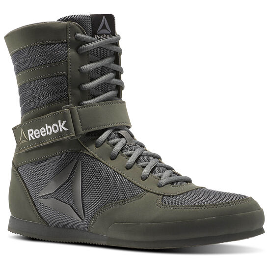 Reebok - Reebok Boxing Boot - Buck Ironstoneone/Black BS8266