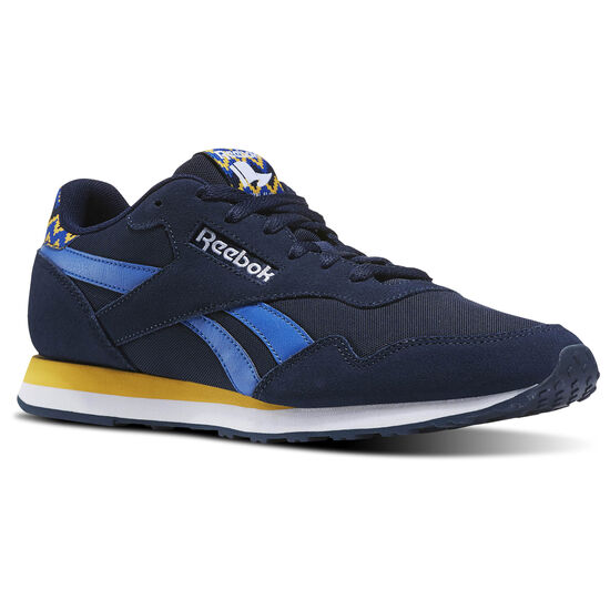 Reebok - Reebok Royal Ultra Collegiate Navy/Awesome Blue/Horizon Blue/Yellow/White BD3598