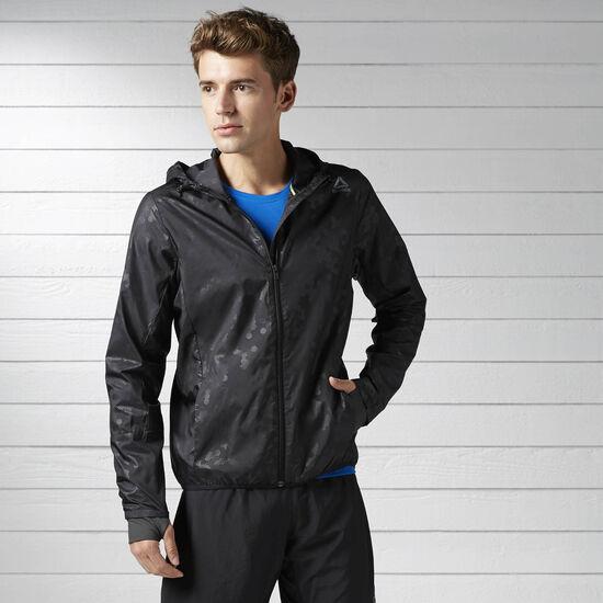 Reebok - Running Sustainable Jacket Black S99810