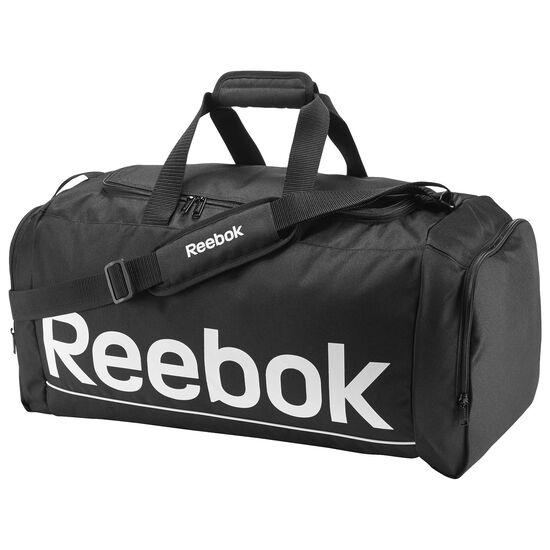 Reebok - Sport Royal Medium Duffle Black/White S23037