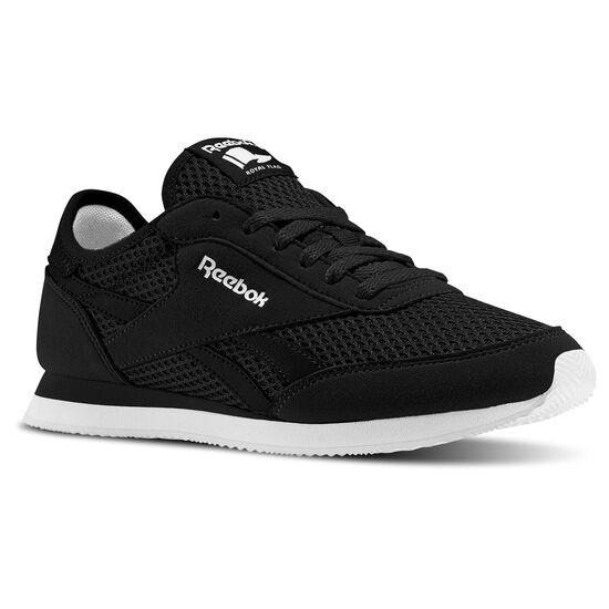 Reebok - Reebok Royal Classic Jogger Breezy Basics Black/White BD3288