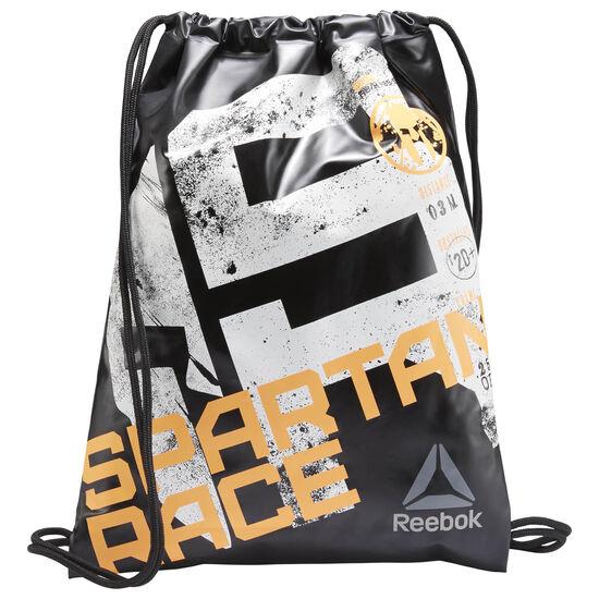 Reebok - Reebok Spartan Race Drawstring Bag Black BK2523