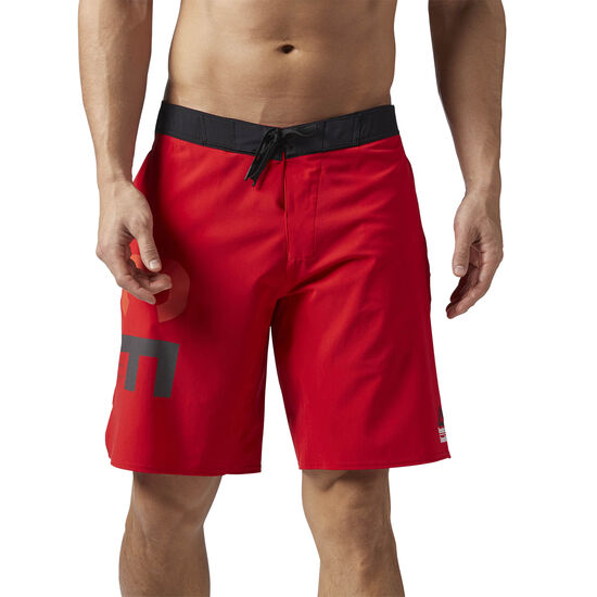 Reebok - Reebok CrossFit Super Nasty Base Board Short Primal Red BR4641