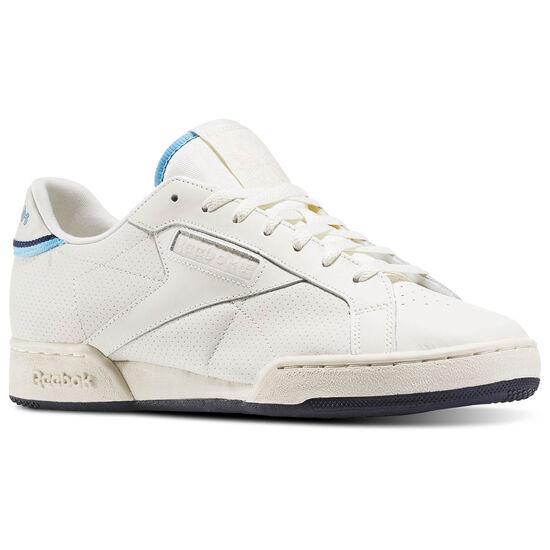 Reebok - NPC UK II THOF Chalk/Classic White/Blue Beam/Navy/Brass BD2884
