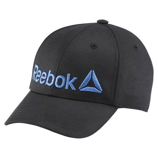 Reebok - Boné Logo Black BK6572