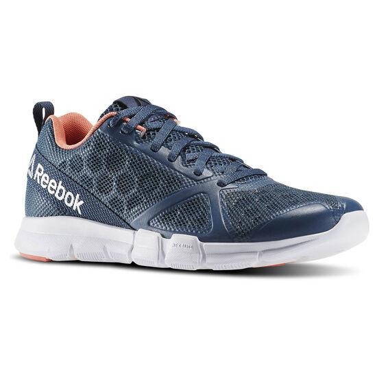 Reebok - Zapatillas de Training Hexalite TR BRAVE BLUE/STELLAR PINK/WHITE/SILVER METALLIC BD5086