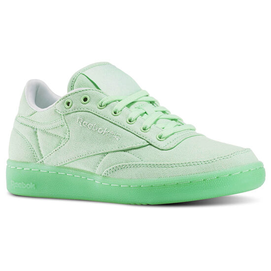 Reebok - Club C 85 Canvas Mint Green/White BD2840