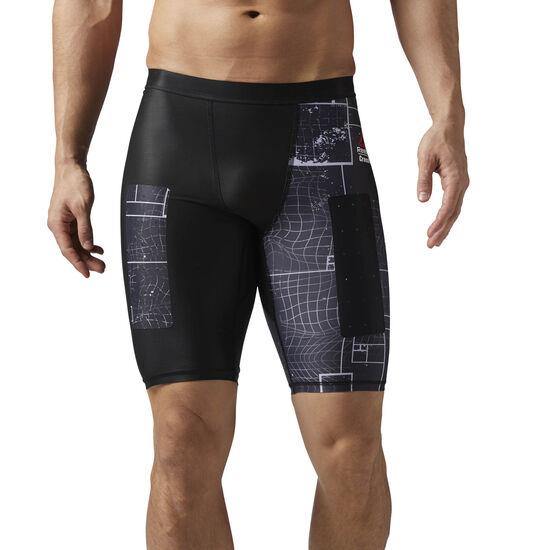 Reebok - Reebok CrossFit Compression Shorts Black BS1581