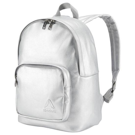 Reebok - Premium Metallic Backpack Silvmt BR9432