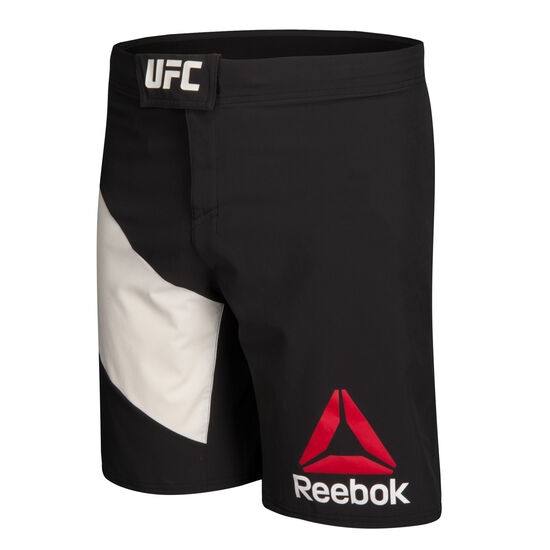 Reebok - UFC Fight Kit Octagon Shorts Black/Chalk B39677