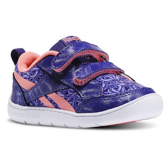 Reebok - Ventureflex Critter Feet Team Purple/Lavender/Peppy Pink/White BD3355