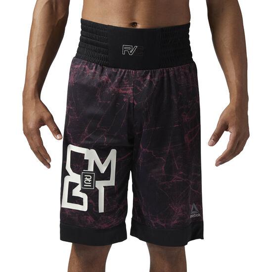 Reebok - Reebok Combat Prime Boxing Shorts Burnt Sienna BQ5727