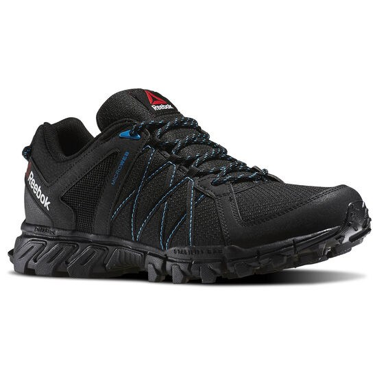 Reebok - Trailgrip RS 5.0 Black/Wild Blue/Coal AR0097