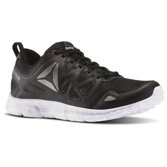 Reebok - Zapatillas de Running Run Supreme 3.0 BLACK/WHITE/PEWTER/ASTEROID DUST BD4776