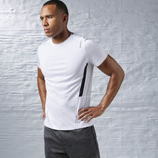 Reebok - Workout Ready Tech Tee White AJ2895