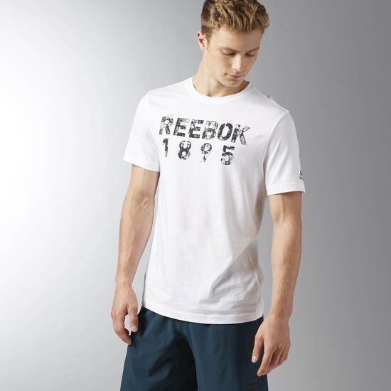 Reebok - Футболка TAPE ~ BK5236