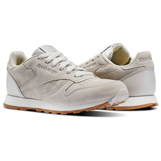 Reebok - Classic Leather SG - Primary School Beige/Orange/Sandstone/Chalk-Gum BS8952