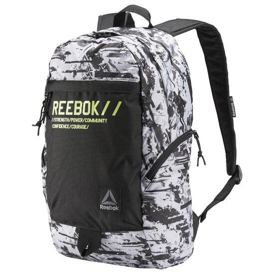 Reebok - Motion Workout Graphic Backpack Light Grey BK6687