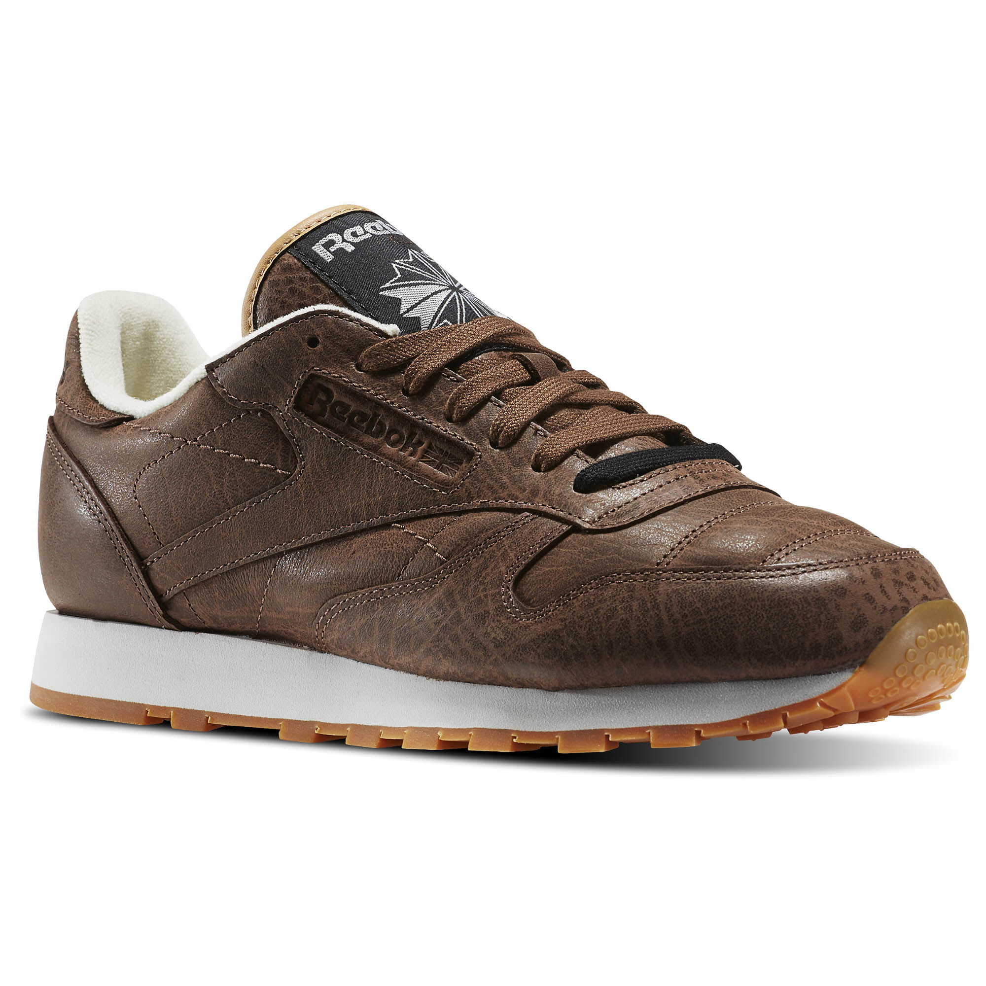 reebok brown leather shoes embedded masterclass co uk