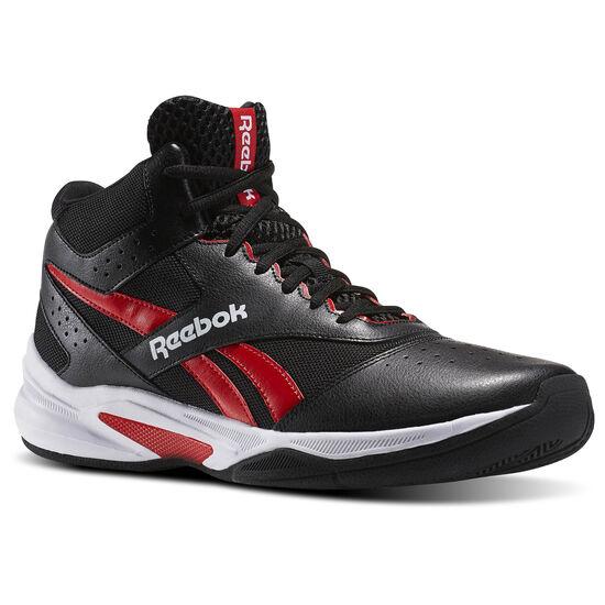 Reebok - Tenis Reebok Pro Heritage 3 BLACK/PRIMAL RED/WHITE BD2924