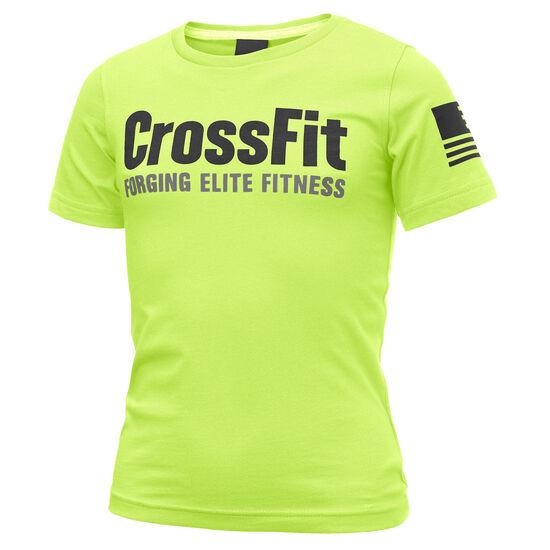 Reebok - Reebok CrossFit Tee Kiwi Green BK3693