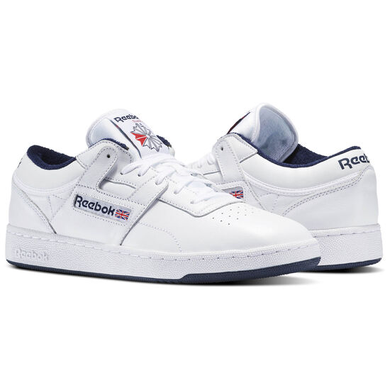 Reebok - Club Workout CB White BS6186