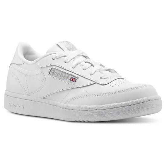 Reebok - Club C White/Sheer Grey-Int BS6168