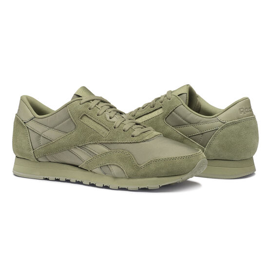 Reebok - Classic Nylon Hunter Green/Hunter Green BS7759