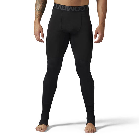 Reebok - Reebok Combat Ankle Lock Tights Black BQ5201