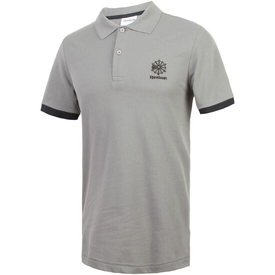 Reebok - Camisa Polo MEDIUM GREY-R BR7588