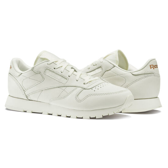 Reebok - Classic Leather FBT Suede White/Rose Gold BS6591