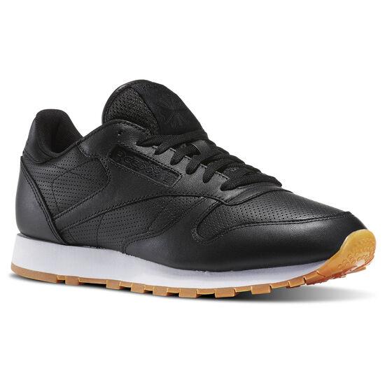 Reebok - Classic Leather PG Black/White-Gum BD1642