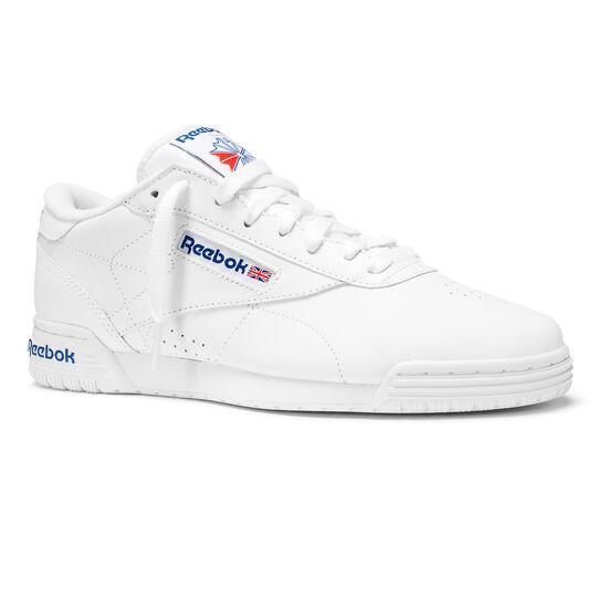 Reebok - Ex-O-Fit Clean Logo INT int-white/royal blue/royal blue 524822
