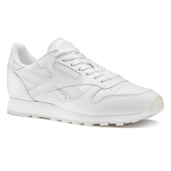 Reebok - Classic Leather Solids White BD1321