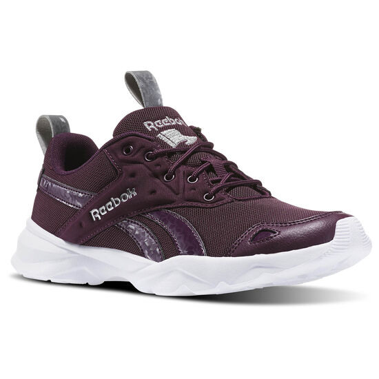 Reebok - Tenis Reebok Royal Blaze GN Pacific Purple/White/Silver Metallic BD3121