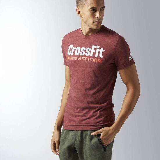 Reebok - Спортивная футболка Reebok CrossFit Forging Elite Fitness UNDEFINED BJ9335