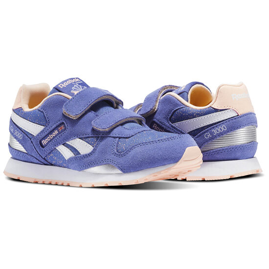 Reebok - GL 3000 2V Lilac Shadow/Peach Twist/White BS7223