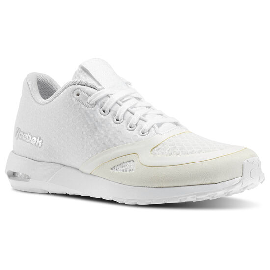 Reebok - Classics Hexalite Advance Runner White/Cream White/Stucco V71917