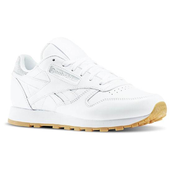 Reebok - Tênis Classic Leather Met Diamond White/Gum BD4423