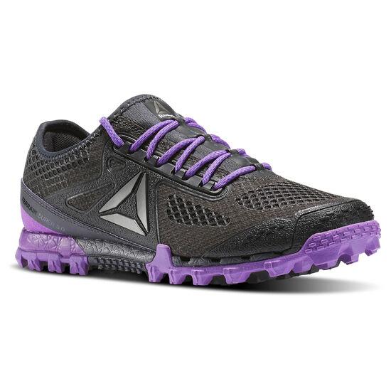 Reebok - All Terrain Super 3.0 Coal/Ash Grey/Purple/Vtl Blue/Pwtr/A BS5708