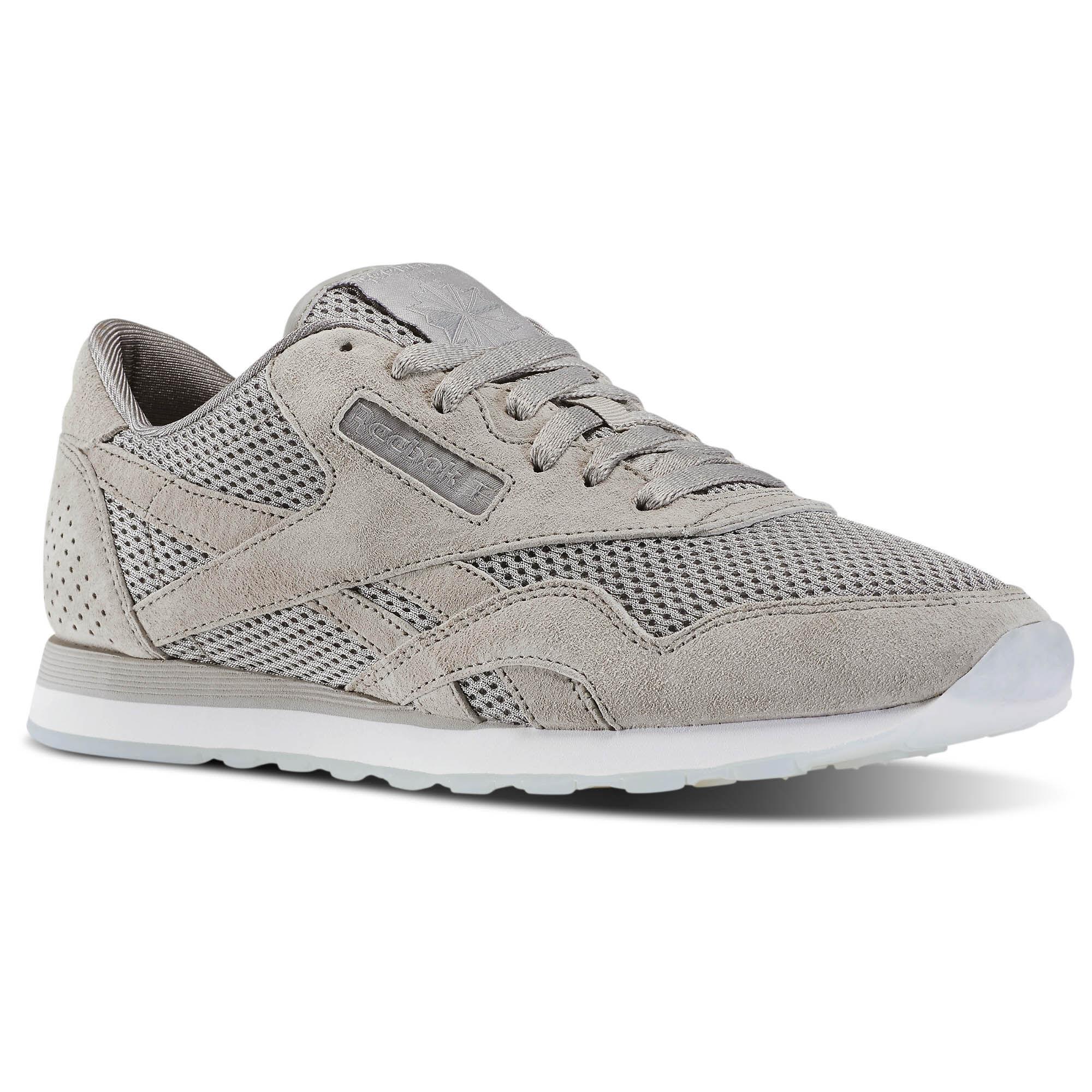 reebok classic nylon tech grey