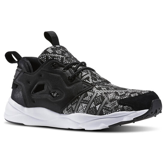 Reebok - Tenis Furylite GT Black/White/Shell Purple BD4461
