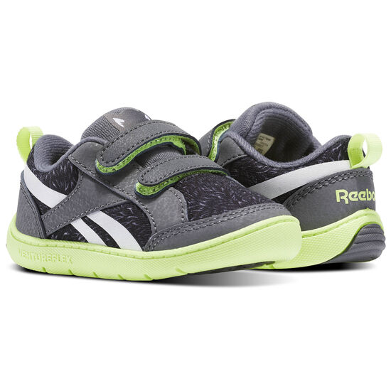Reebok - Ventureflex Critter Feet Artic-Alloy/Black/Electric Flash/White BS5602