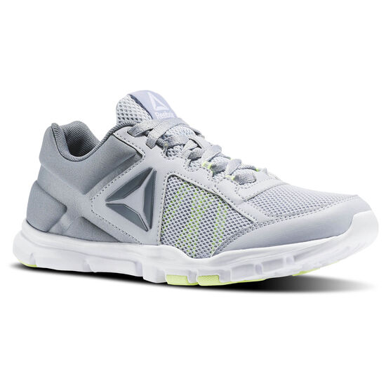 Reebok - Yourflex Trainette 9.0 MT Cloud Grey/Asteroid Dust/Electric Flash/ BS8038