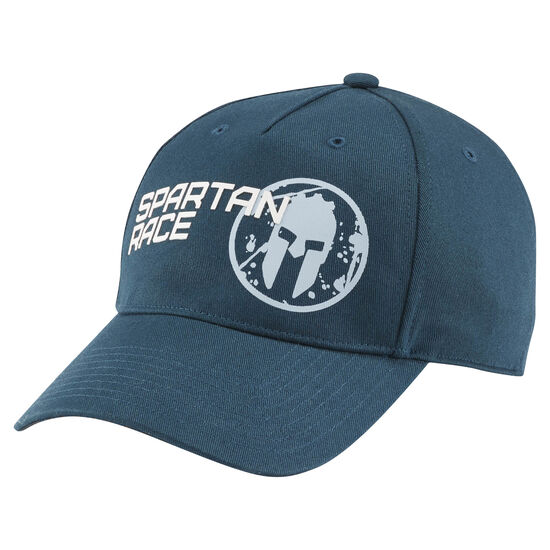 Reebok - Casquette Reebok Spartan Race Baseball Mineral Blue BK2526