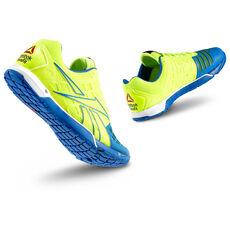 Reebok - Men's Reebok CrossFit® Nano 3.0 Neon Yellow/Trust Blue/White/Black/Excellent Re V52549