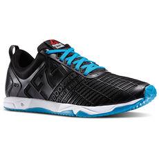 Reebok - Men's Reebok CrossFit Sprint Trainer Black/Conrad Blue/White V59951
